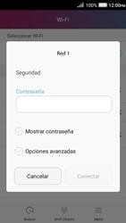 Configura el WiFi - Huawei Y3 II - Passo 6