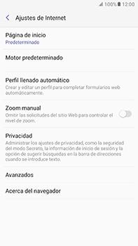 Configura el Internet - Samsung Galaxy A7 2017 - A720 - Passo 25