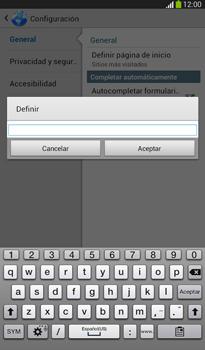 Configura el Internet - Samsung Galaxy Tab 3 7.0 - Passo 24