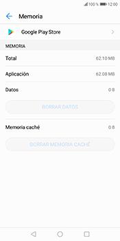 Limpieza de aplicación - Huawei Y6 2018 - Passo 9