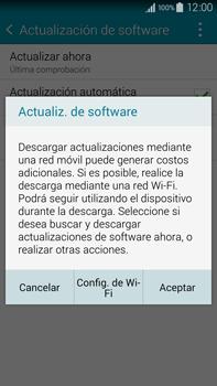 Actualiza el software del equipo - Samsung Galaxy Note IV - N910C - Passo 8