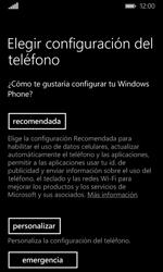 Activa el equipo - Microsoft Lumia 532 - Passo 12