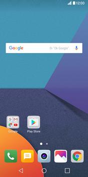 Bloqueo de la pantalla - LG G6 - Passo 1