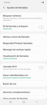 Cómo bloquear llamadas - Samsung Galaxy Note 20 - Passo 5