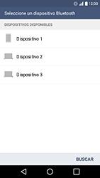 Transferir fotos vía Bluetooth - LG K10 - Passo 11