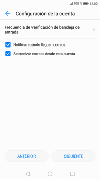 Configura tu correo electrónico - Huawei Mate 9 - Passo 20