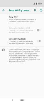 Comparte la conexión de datos con una PC - Motorola One Vision (Single SIM) - Passo 6