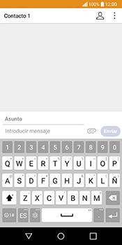 Envía fotos, videos y audio por mensaje de texto - LG Q6 - Passo 10