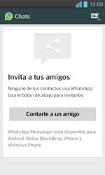Configuración de Whatsapp - LG Optimus L5 II - Passo 10