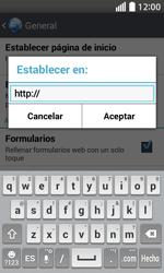 Configura el Internet - LG L70 - Passo 26