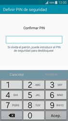 Desbloqueo del equipo por medio del patrón - Samsung Galaxy A3 - A300M - Passo 13