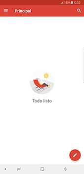 Configura tu correo electrónico - Samsung Galaxy Note 8 - Passo 14