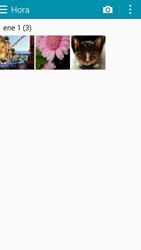 Transferir fotos vía Bluetooth - Samsung Galaxy A3 - A300M - Passo 4