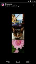 Transferir fotos vía Bluetooth - Motorola Moto G - Passo 5