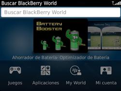 Crea una cuenta - BlackBerry Bold 9720 - Passo 5