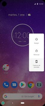 Configura el Internet - Motorola One Vision (Single SIM) - Passo 19