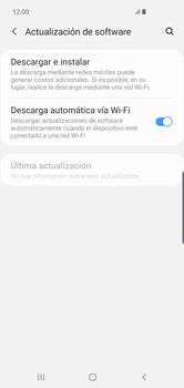 Actualiza el software del equipo - Samsung S10+ - Passo 6
