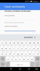 Crea una cuenta - Huawei P9 Lite 2017 - Passo 11