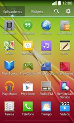 Envía fotos, videos y audio por mensaje de texto - LG L70 - Passo 2