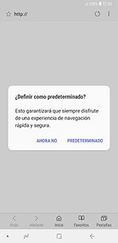 Configura el Internet - Samsung A7 2018 - Passo 22
