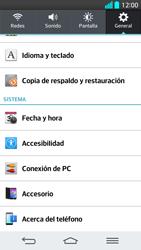 Comparte la conexión de datos con una PC - LG G2 - Passo 5