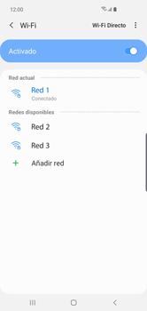 Configura el WiFi - Samsung S10+ - Passo 9