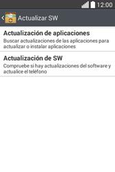 Actualiza el software del equipo - LG L40 - Passo 7