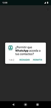 Configuración de Whatsapp - Motorola Moto G7 Plus - Passo 8