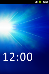 Bloqueo de la pantalla - Samsung Galaxy Ace  GT - S5830 - Passo 4