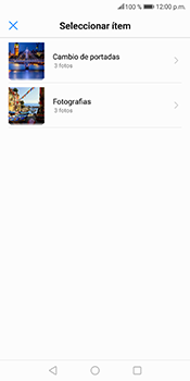 Envía fotos, videos y audio por mensaje de texto - Huawei Mate 10 Lite - Passo 13