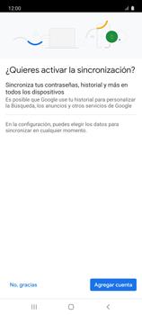 Minimizar el consumo de datos del navegador - Samsung Galaxy A51 - Passo 5