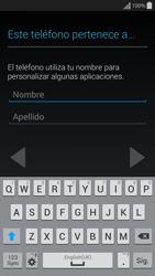 Activa el equipo - Samsung Galaxy Alpha - G850 - Passo 11