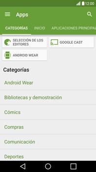 Instala las aplicaciones - LG V10 - Passo 6