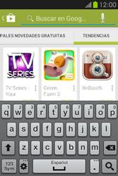 Instala las aplicaciones - Samsung Galaxy Fame GT - S6810 - Passo 14