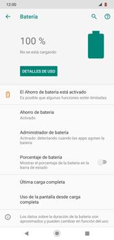Modo de ahorro de batería - Motorola Moto G8 Play (Single SIM) - Passo 7
