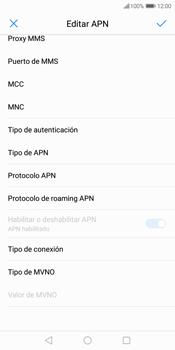 Configura el Internet - Huawei Y7 (2018) - Passo 12