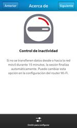 Configura el hotspot móvil - BlackBerry Z10 - Passo 9