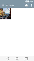 Transferir fotos vía Bluetooth - LG C50 - Passo 4