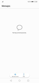 Envía fotos, videos y audio por mensaje de texto - Huawei P20 Lite - Passo 2