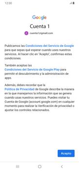 Configura tu correo electrónico - Samsung Galaxy A30 - Passo 12
