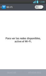 Configura el WiFi - LG Optimus L 7 II - Passo 5