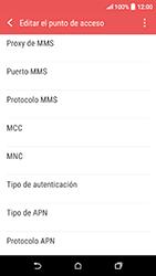Configura el Internet - HTC Desire 530 - Passo 13
