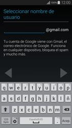 Crea una cuenta - Samsung Galaxy Alpha - G850 - Passo 7