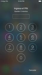 Configurar internet - Apple iPhone 6s (iOS9) - Passo 15