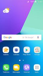 Sincronizar contactos con una cuenta Gmail - Samsung Galaxy J2 Prime (2016) - Passo 1