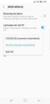 Configurar el equipo para navegar en modo de red LTE - Samsung Galaxy Note 8 - Passo 7