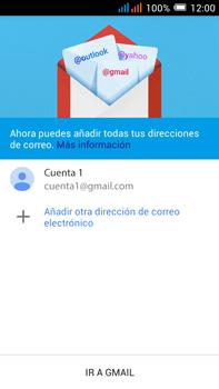 Configurar el correo electrónico - Alcatel Pop C9 - Passo 13