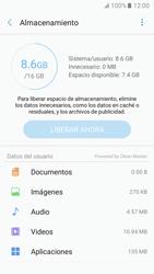 Liberar espacio en el teléfono - Samsung Galaxy A3 2017 (A320) - Passo 7
