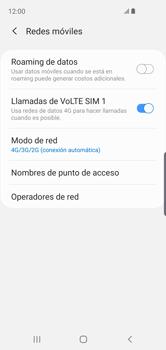 Configurar el equipo para navegar en modo de red LTE - Samsung Galaxy S10e - Passo 8