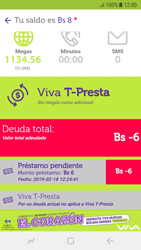 VIVA T PRESTA - Android VIVA APP - Passo 7